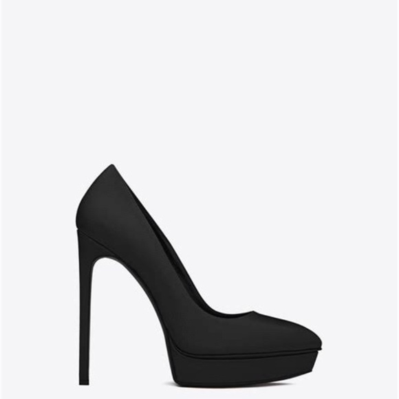Yves Saint Laurent Shoes Ysl Saint Laurent Classic Janis 105